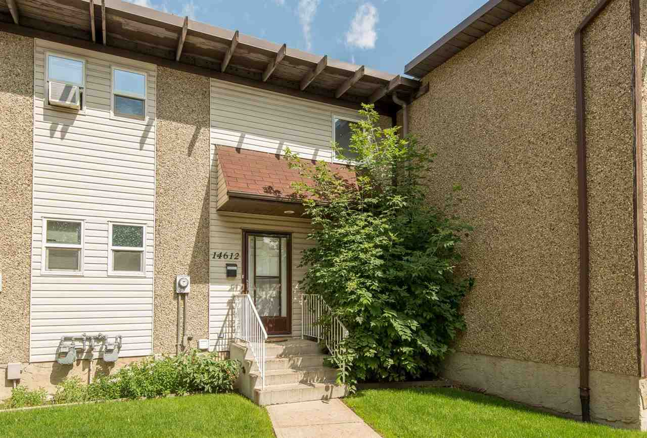 MLS® listing #E4169016 for sale located at 14612 121 Street