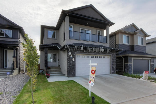 MLS® listing #E4169031 for sale located at 961 MCCONACHIE Boulevard