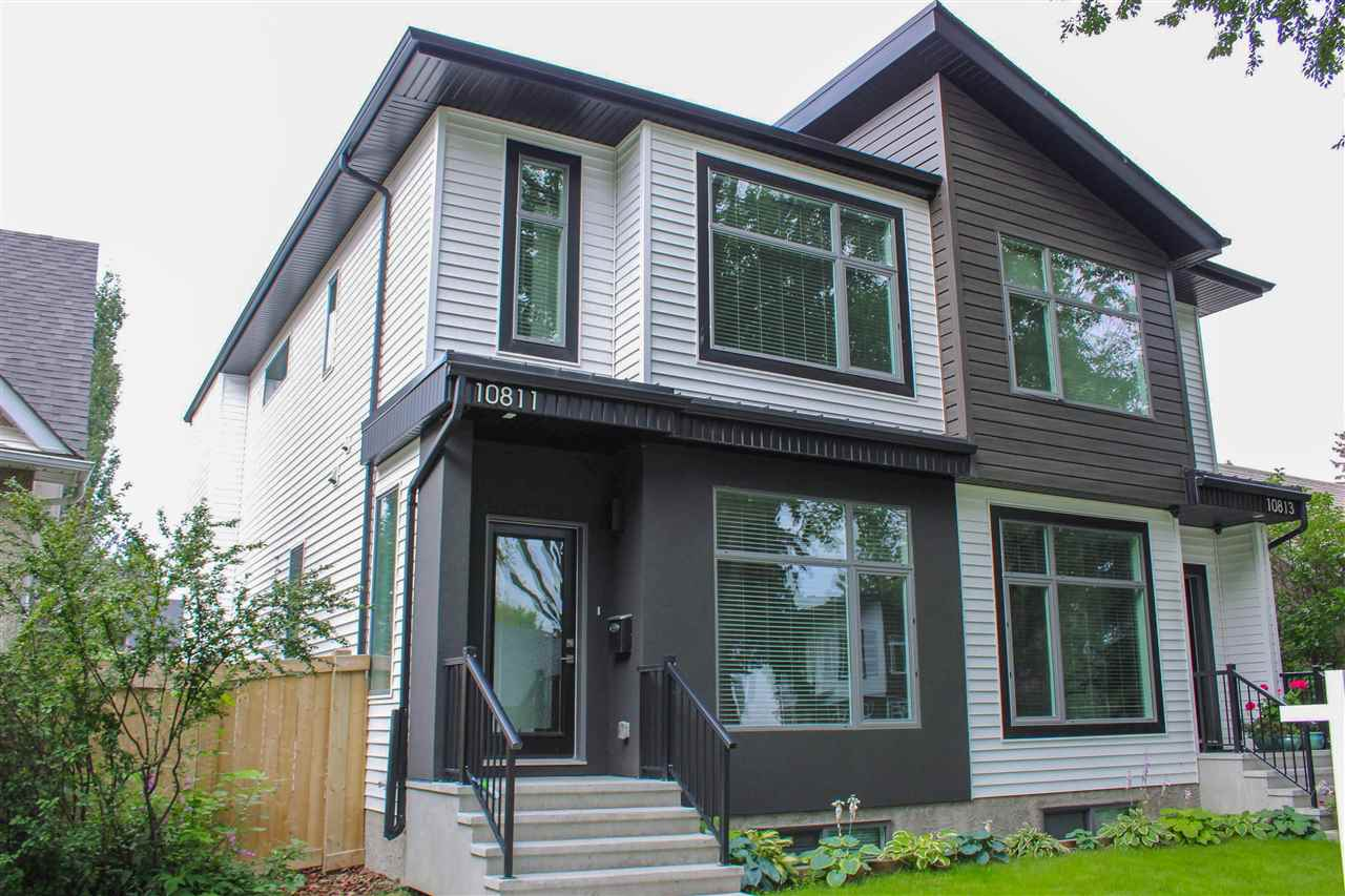 MLS® listing #E4169052 for sale located at 10811 63 Avenue NW