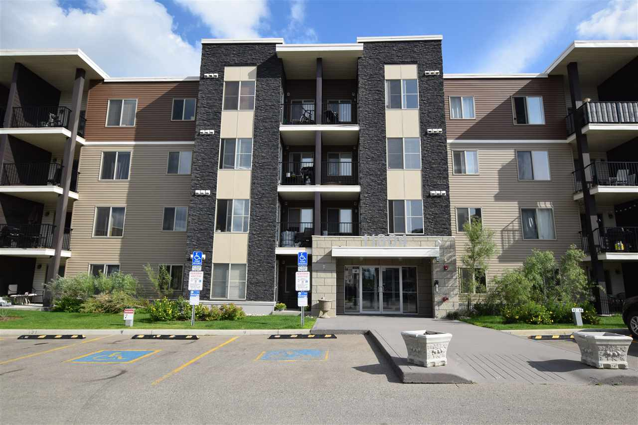 MLS® listing #E4169077 for sale located at 113 11804 22 Avenue SW
