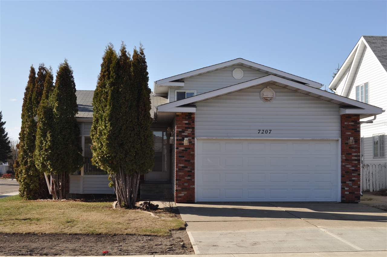 MLS® listing #E4169098 for sale located at 7207 152C Avenue