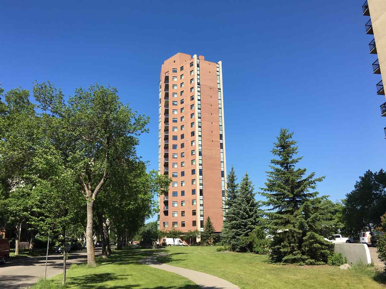MLS® listing #E4169099 for sale located at 401 10035 SASKATCHEWAN Drive