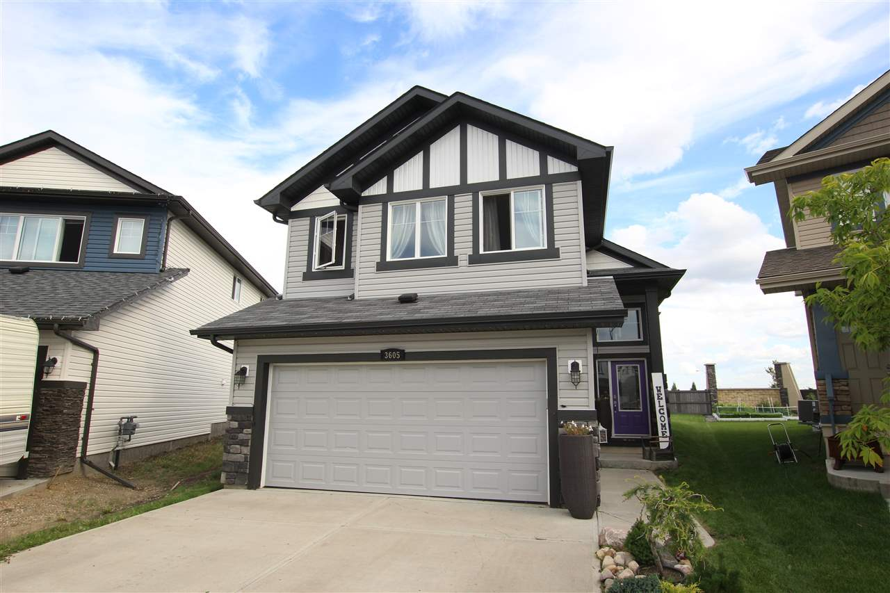 MLS® listing #E4169105 for sale located at 3605 167A Avenue