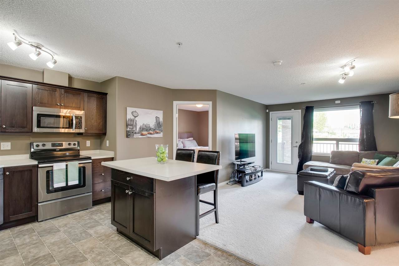 MLS® listing #E4169135 for sale located at 140 1520 HAMMOND Gate