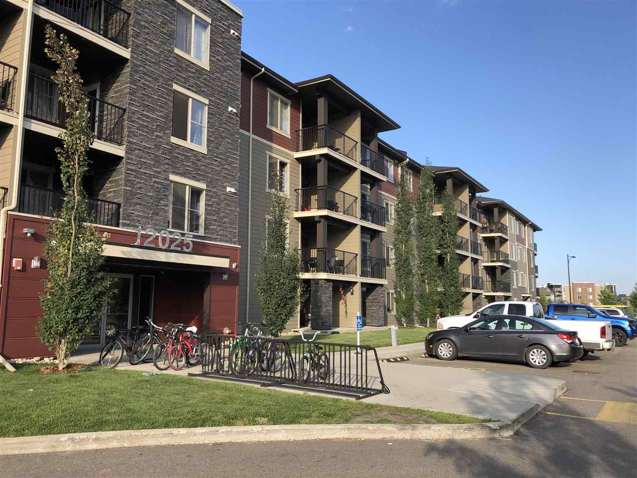 MLS® listing #E4169159 for sale located at 119 12025 22 Avenue