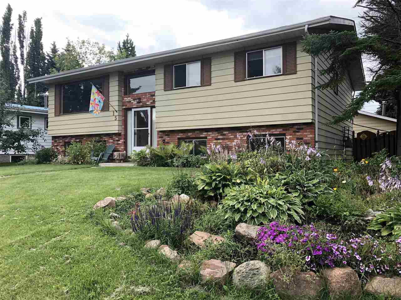 MLS® listing #E4169160 for sale located at 15 PEACE RIVER Drive