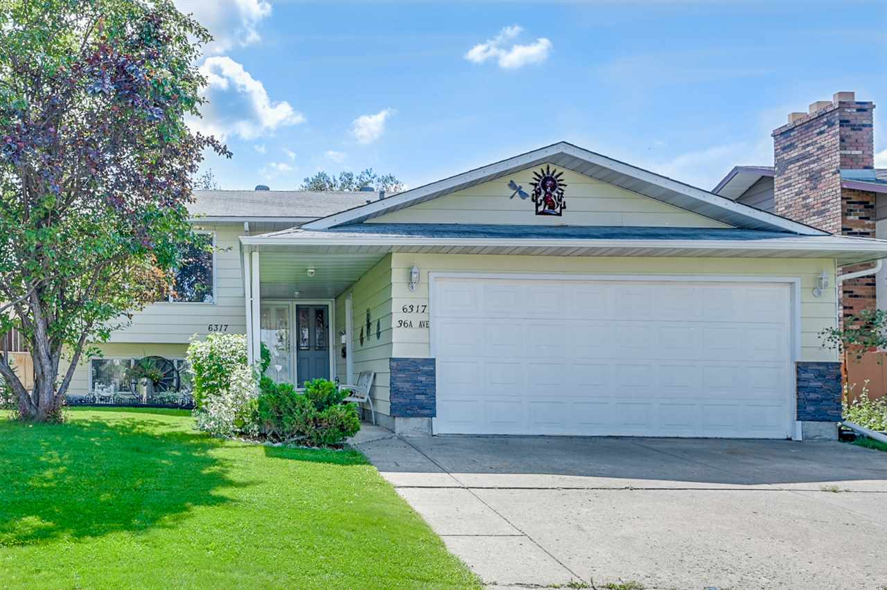 MLS® listing #E4169180 for sale located at 6317 36A Avenue
