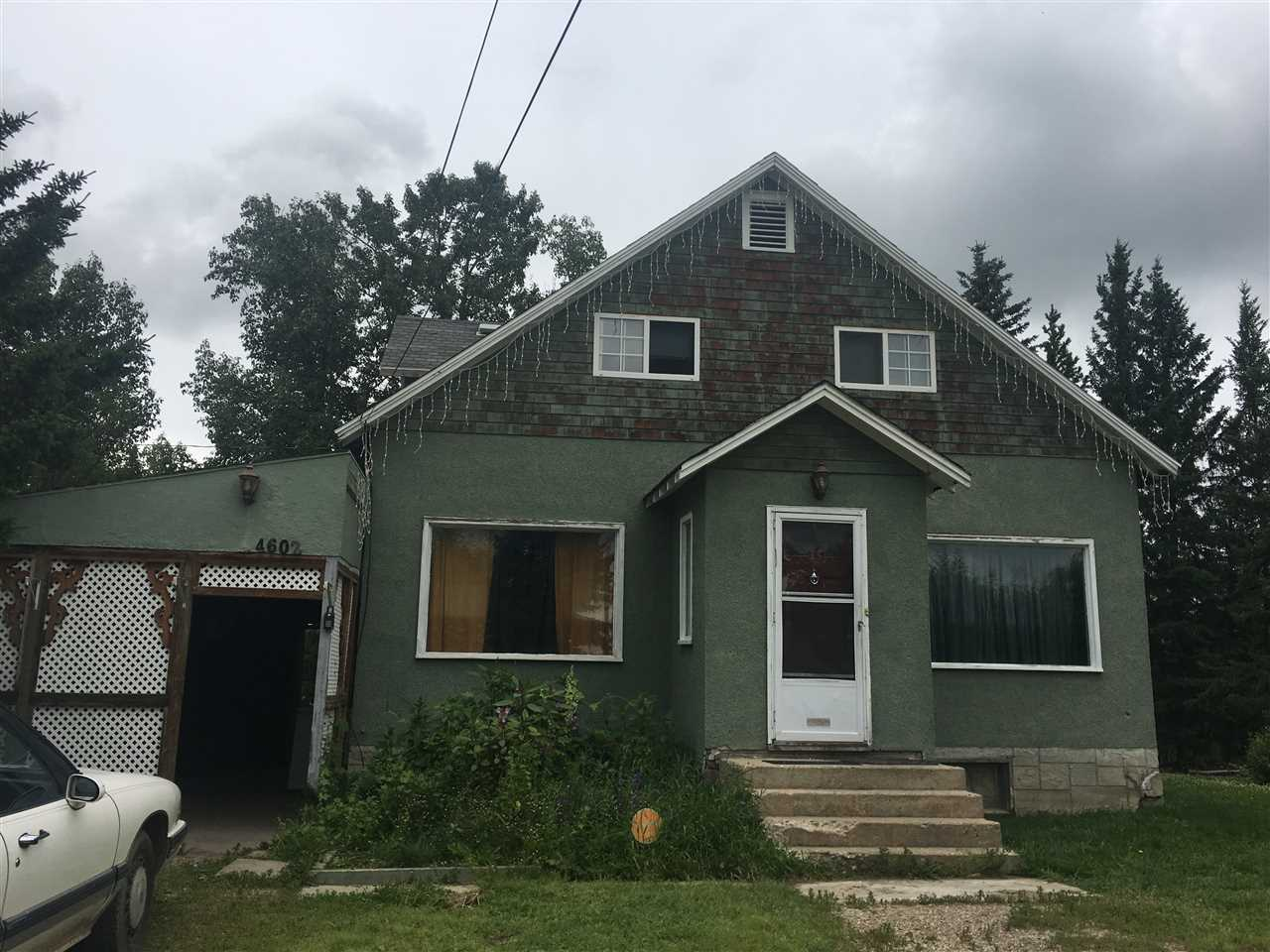 MLS® listing #E4169181 for sale located at 4602 52 Avenue