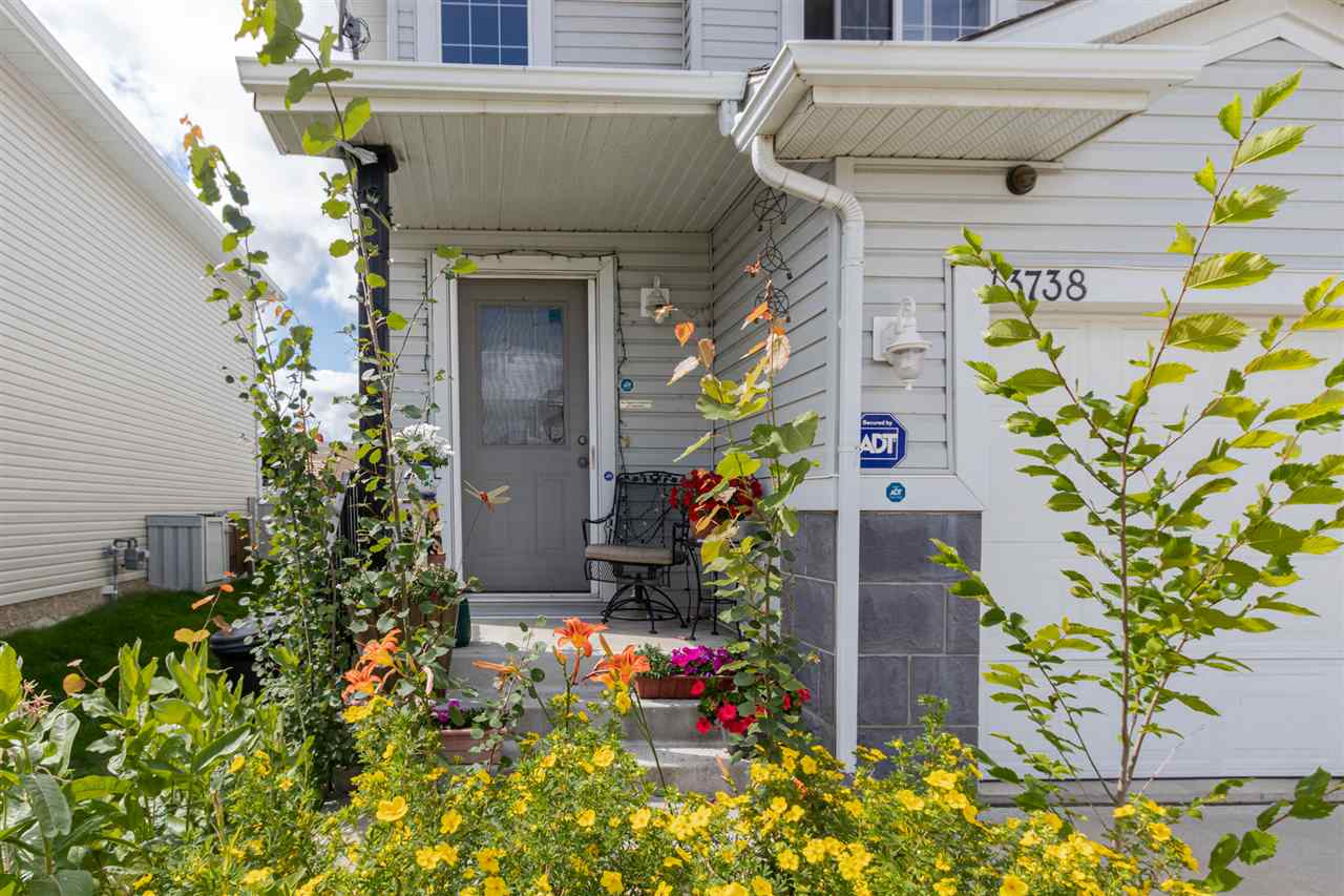 MLS® listing #E4169199 for sale located at 13738 38 Street