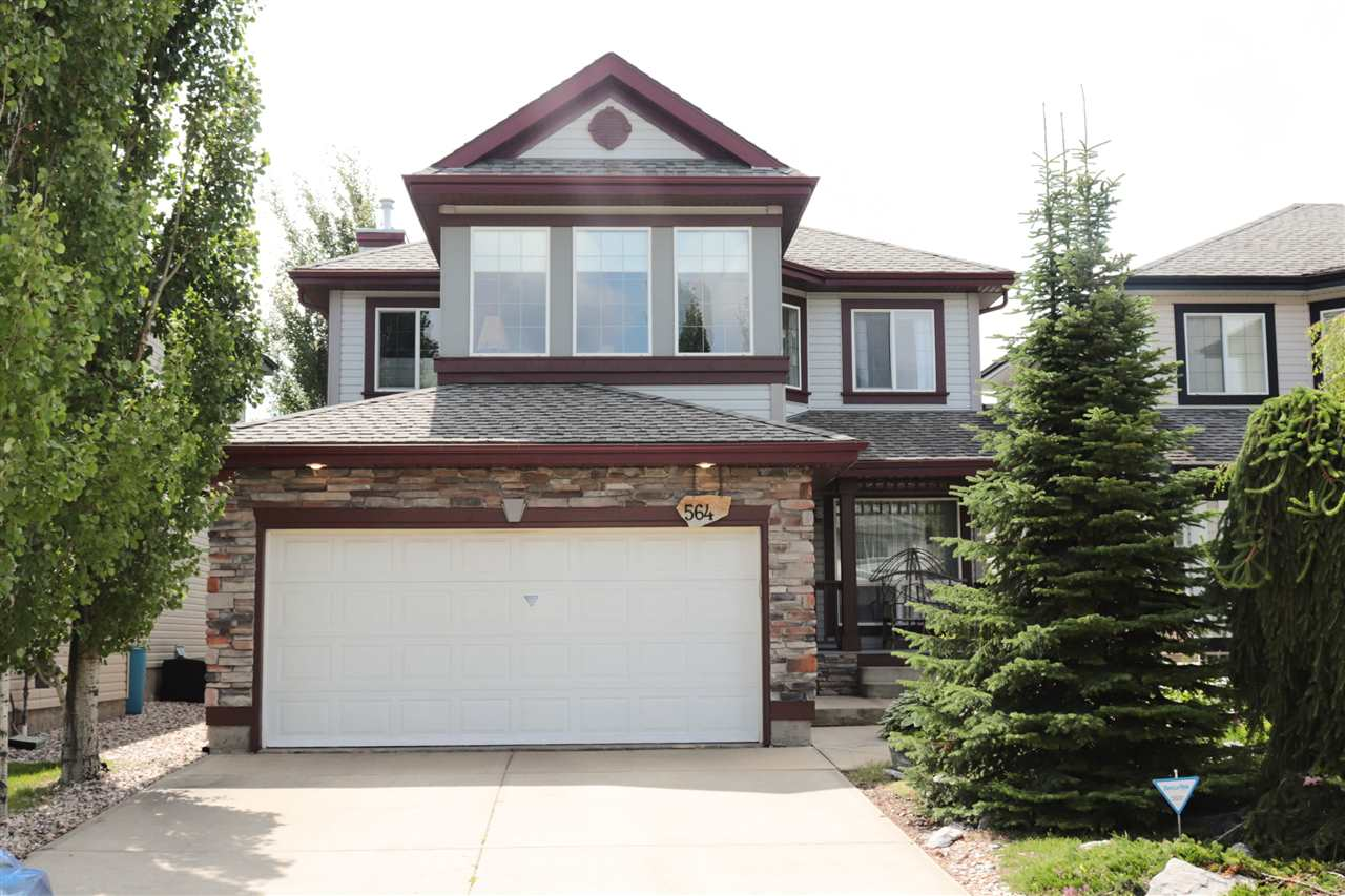 MLS® listing #E4169208 for sale located at 564 HUNTERS Green