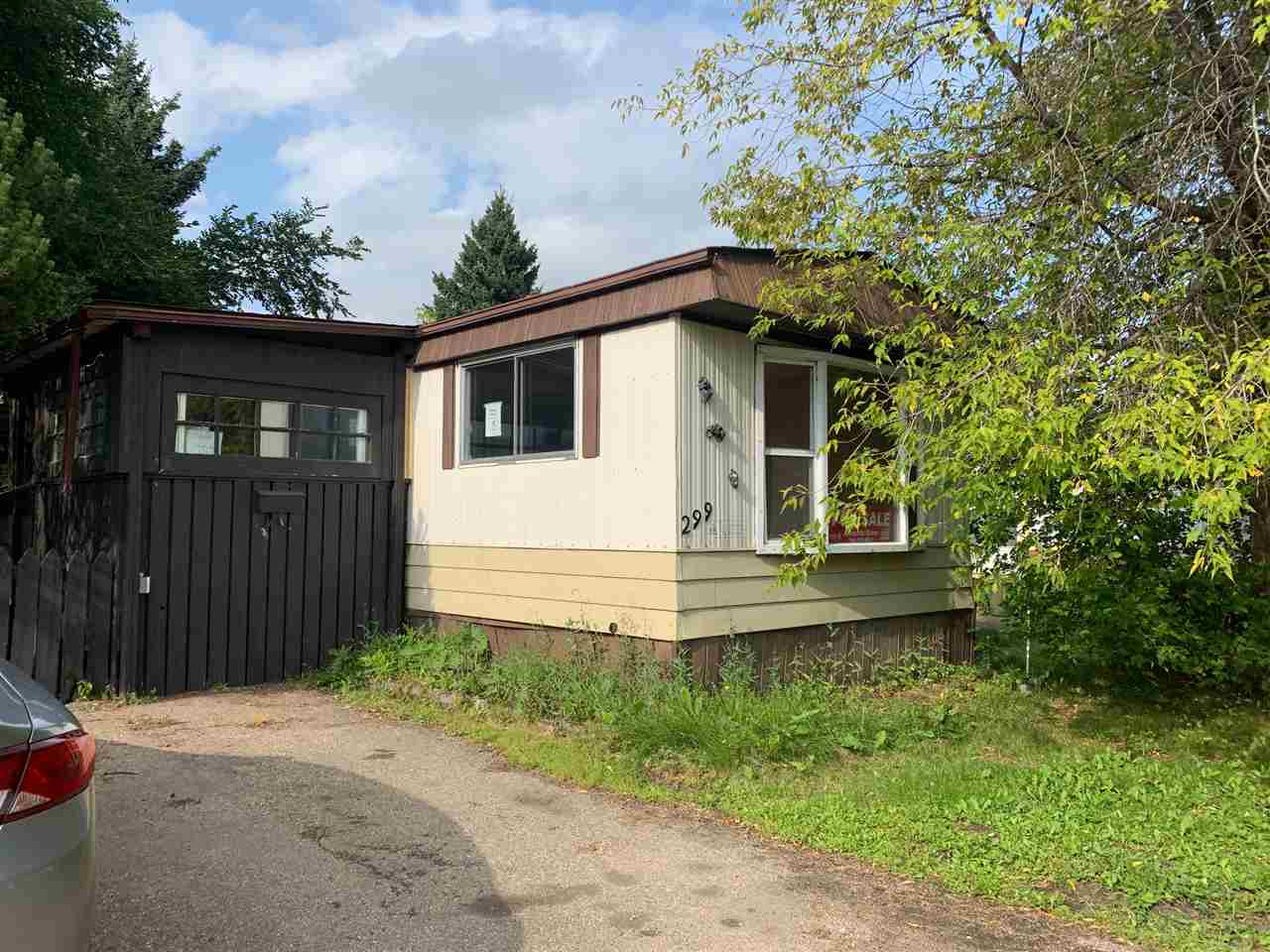 MLS® listing #E4169211 for sale located at 299 Evergreen Park