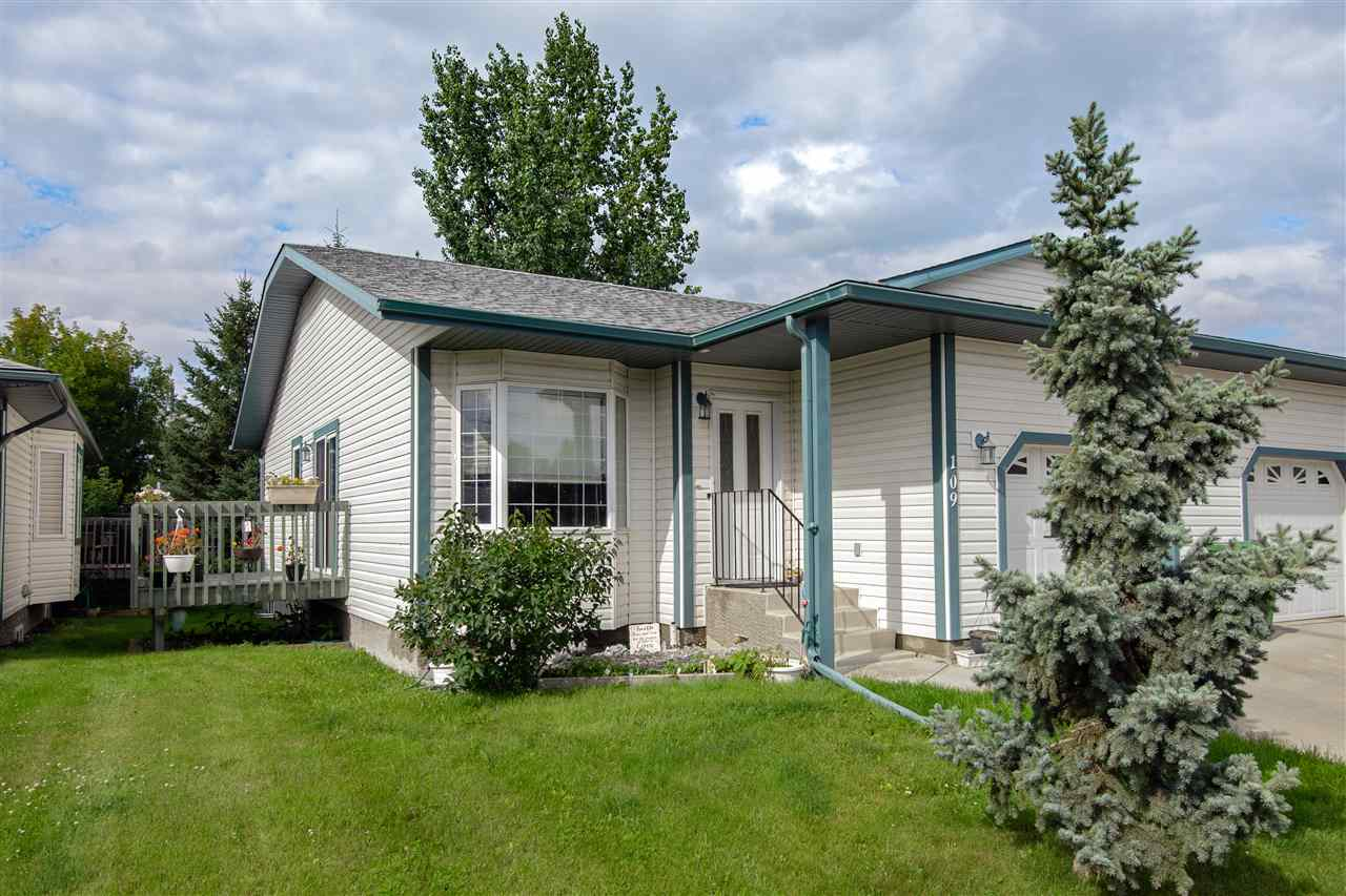 MLS® listing #E4169217 for sale located at #109, 4407 45 Ave