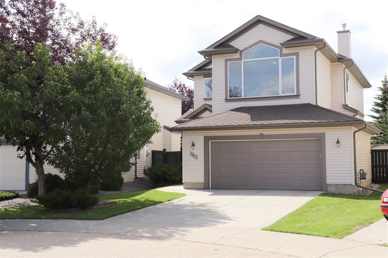 MLS® listing #E4169224 for sale located at 1943 GARNETT Way