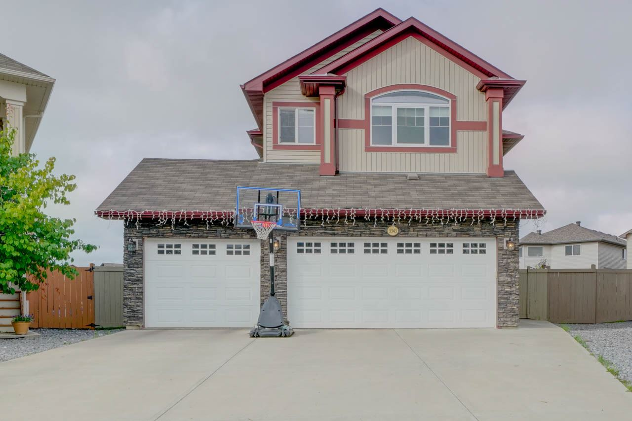 MLS® listing #E4169225 for sale located at 3343 21 AVE
