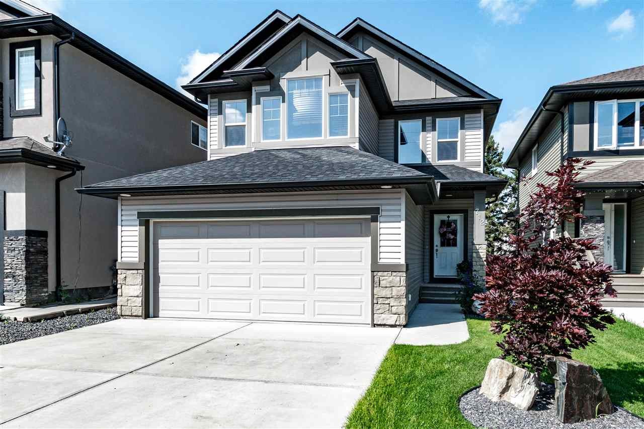 MLS® listing #E4169254 for sale located at 712 57 Street