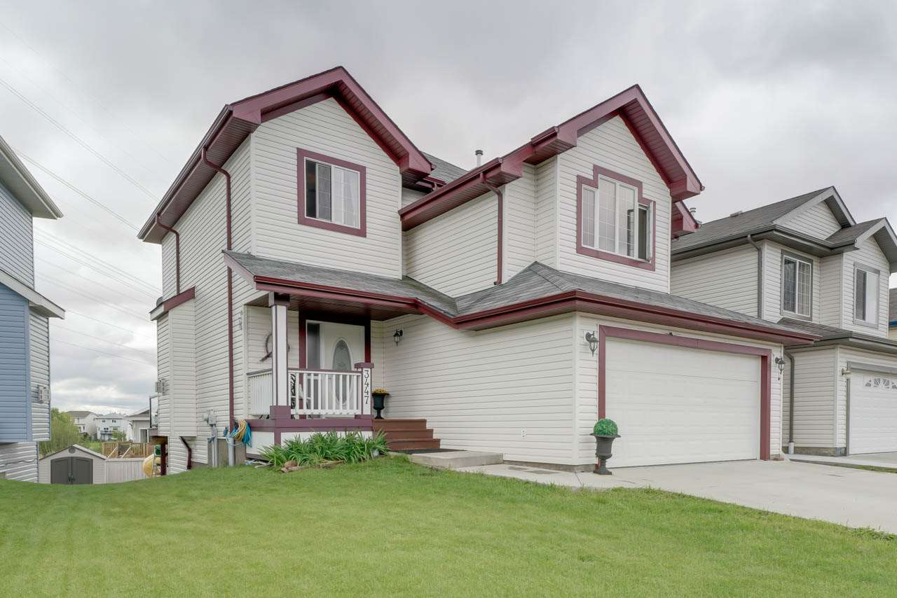 MLS® listing #E4169262 for sale located at 3447 28 Street