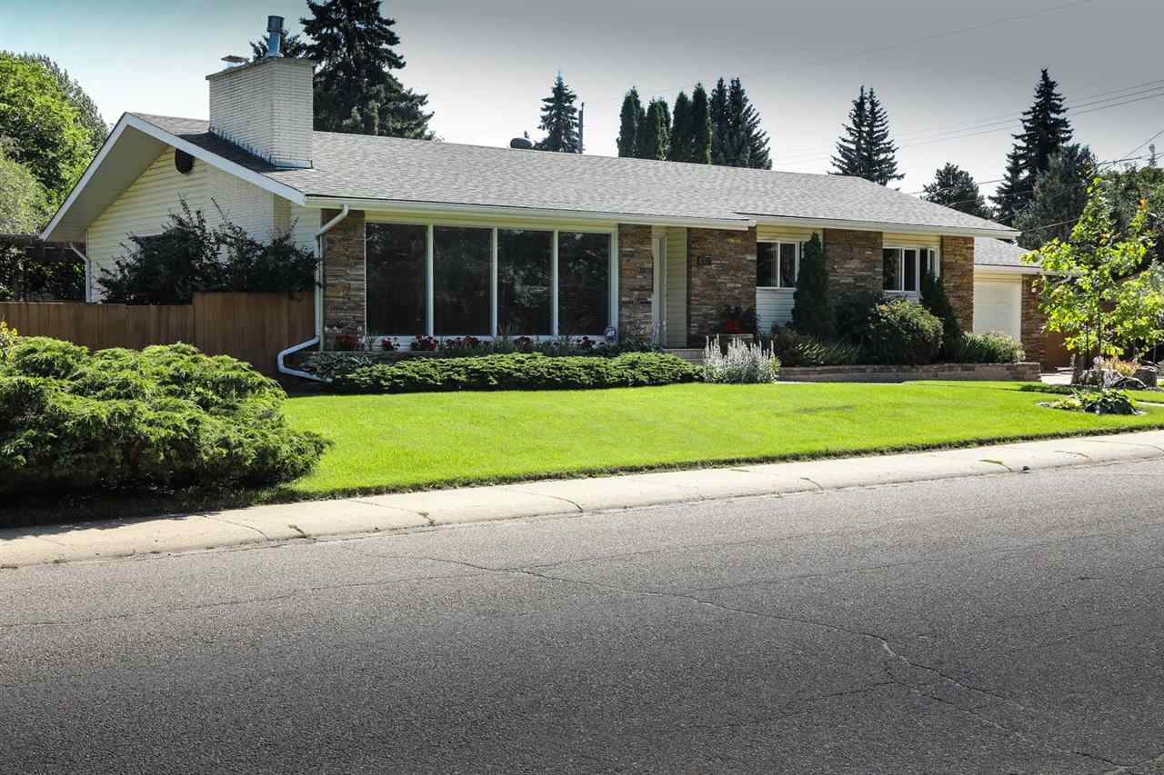 MLS® listing #E4169281 for sale located at 8707 140 Street