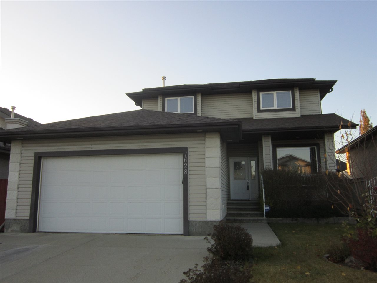 MLS® listing #E4169306 for sale located at 7628 166 Avenue