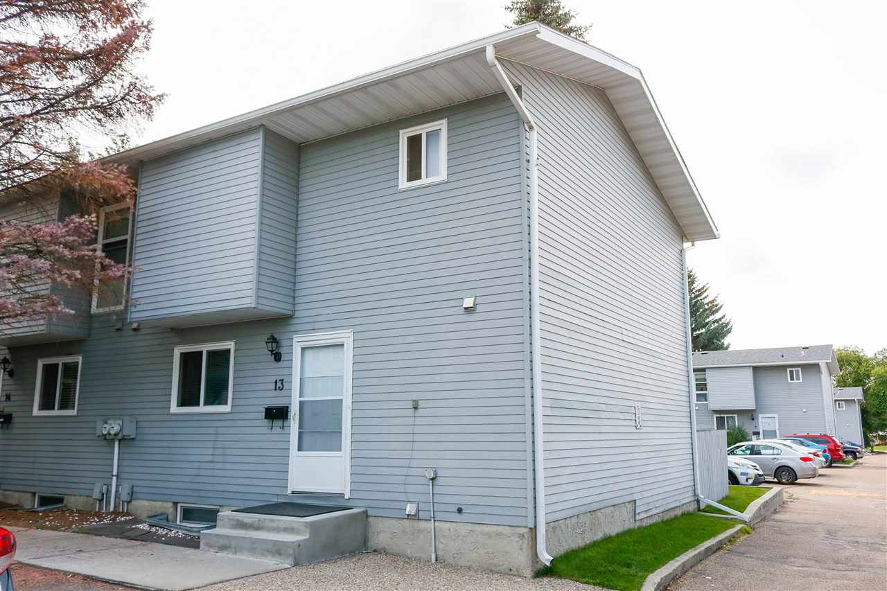MLS® listing #E4169318 for sale located at 13 1415 62 Street