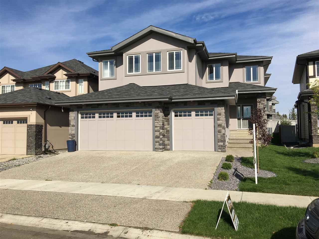 MLS® listing #E4169328 for sale located at 3153 CAMERON HEIGHTS Way