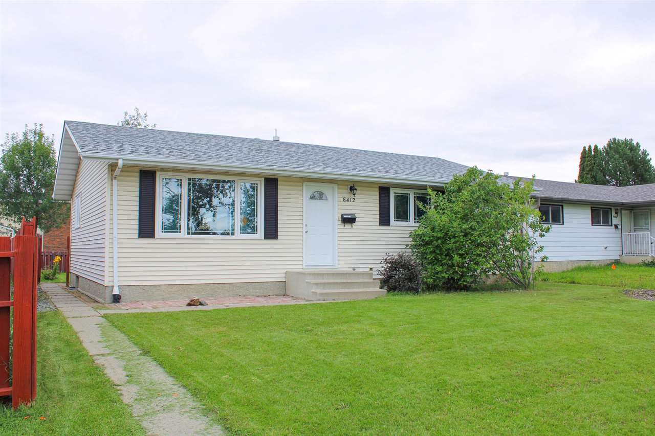 MLS® listing #E4169335 for sale located at 8412 17 Avenue