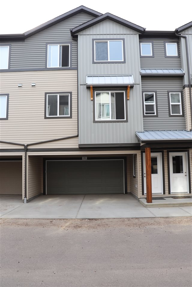 MLS® listing #E4169341 for sale located at 21 16903 68 Street