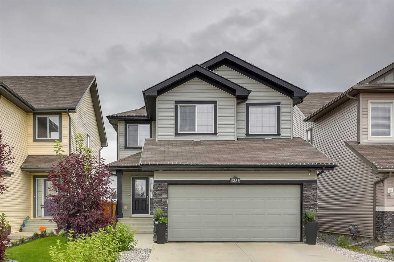 MLS® listing #E4169389 for sale located at 3355 16B Avenue