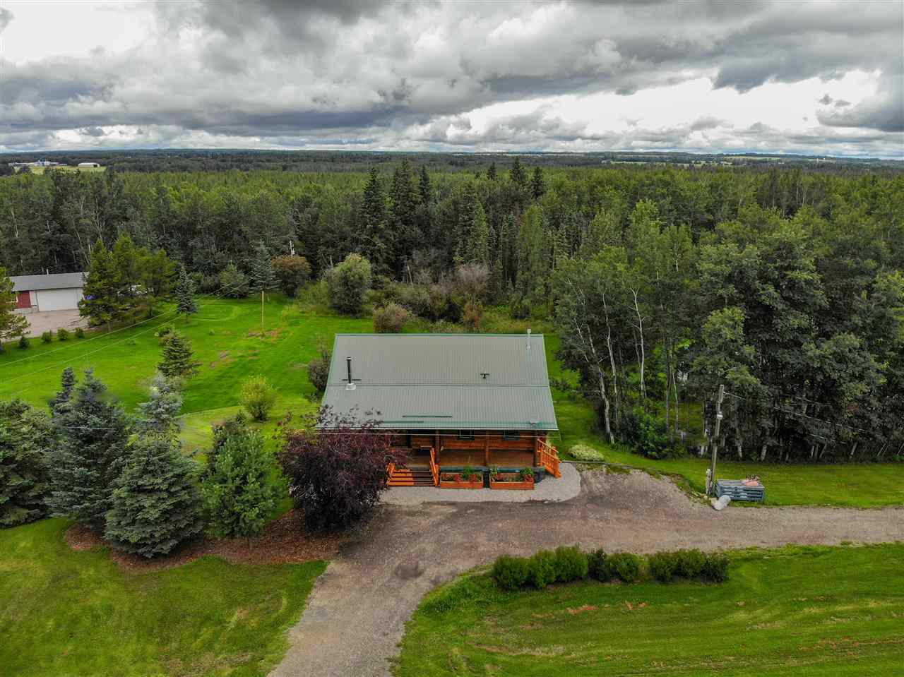 MLS® listing #E4169392 for sale located at 53217 RGE RD 22