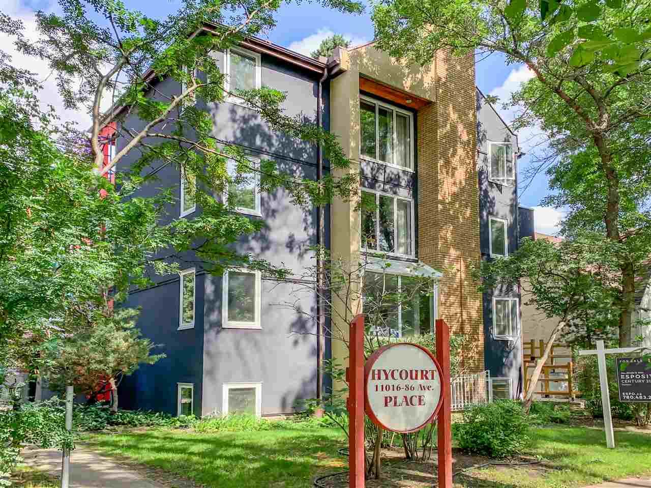 MLS® listing #E4169405 for sale located at 12 11016 86 Avenue