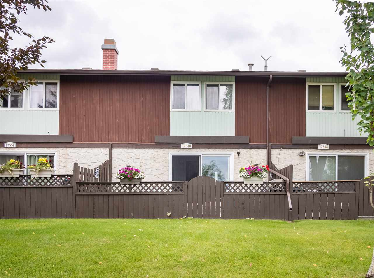 MLS® listing #E4169428 for sale located at 17548 76 Avenue