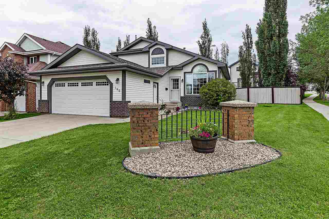 MLS® listing #E4169437 for sale located at 196 MEADOWVIEW Drive
