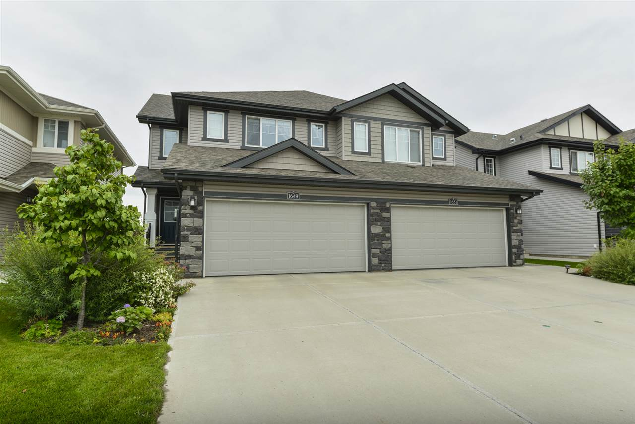 MLS® listing #E4169441 for sale located at 1649 HAMMOND Crescent