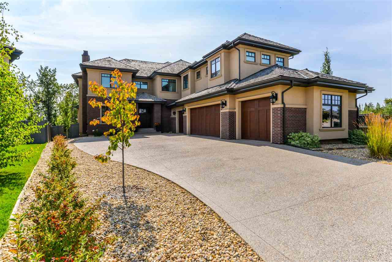MLS® listing #E4169446 for sale located at 803 Drysdale Run NW
