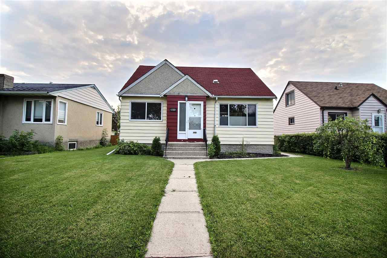MLS® listing #E4169483 for sale located at 12331 130 Street