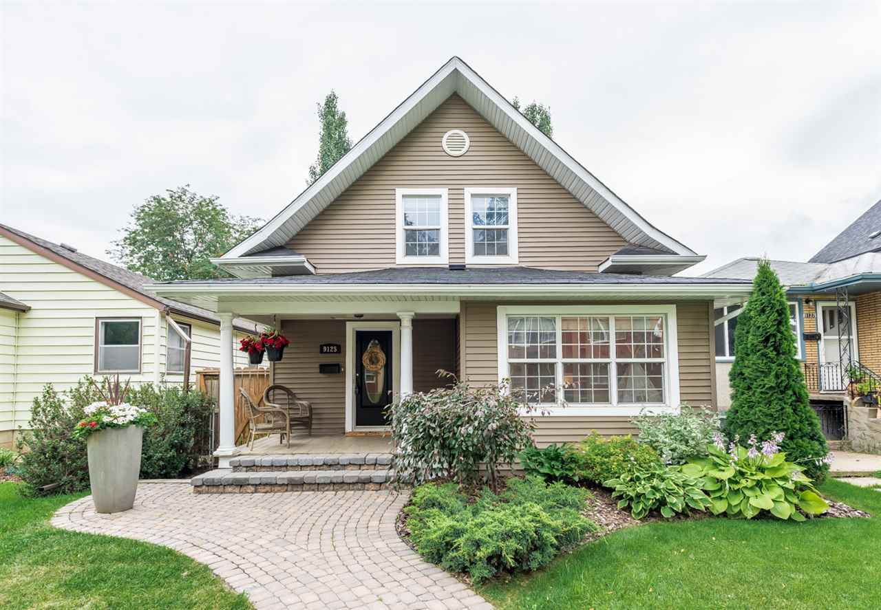 MLS® listing #E4169490 for sale located at 9125 84 Avenue