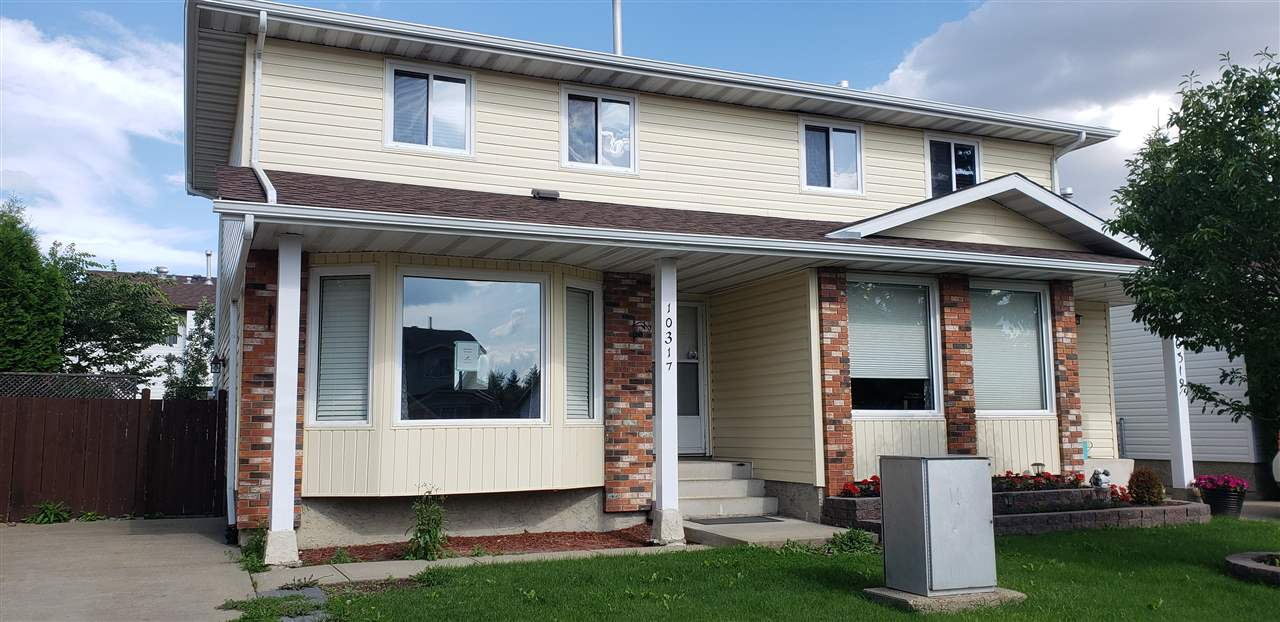 MLS® listing #E4169498 for sale located at 10317 172 Avenue