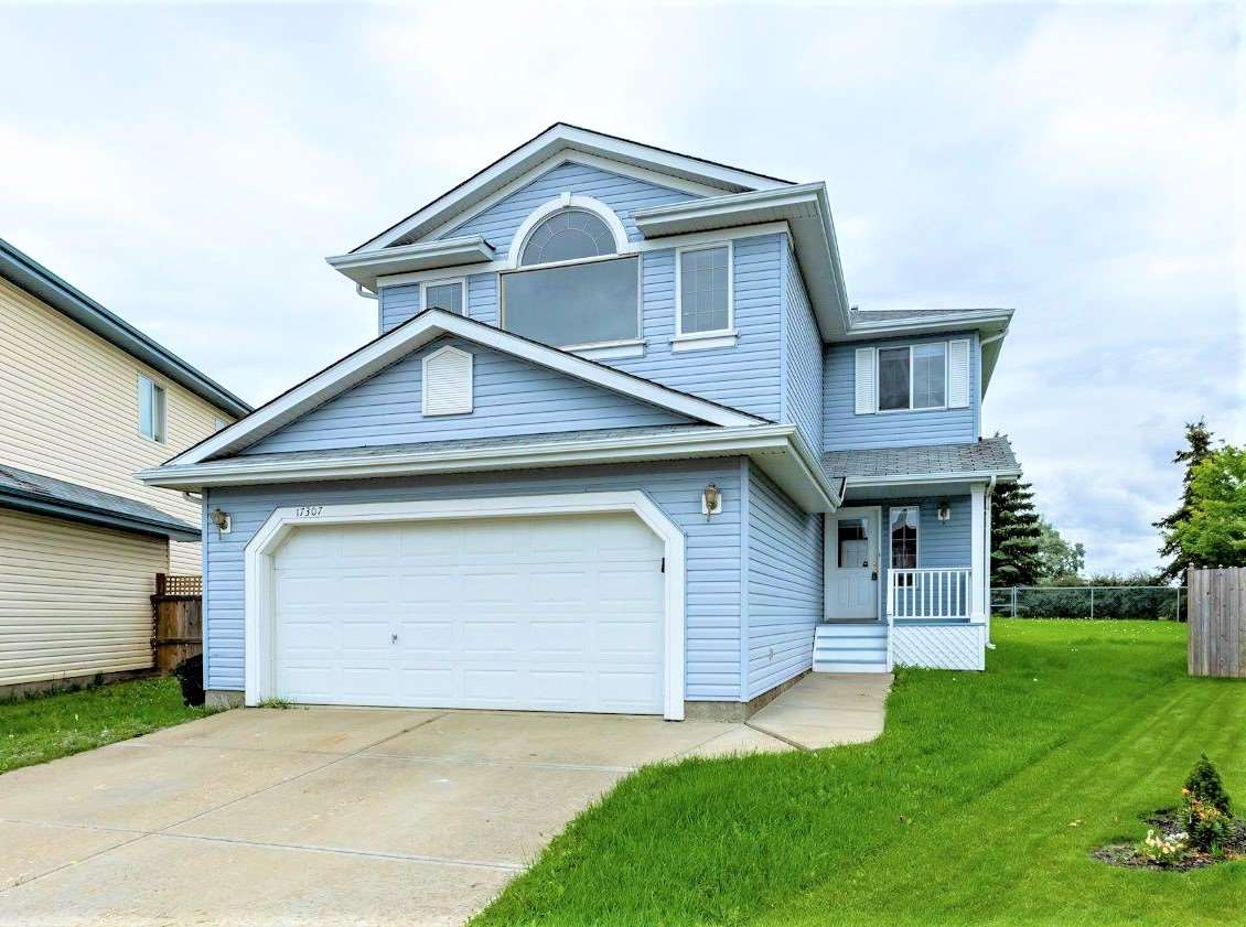 MLS® listing #E4169509 for sale located at 17307 89 Street