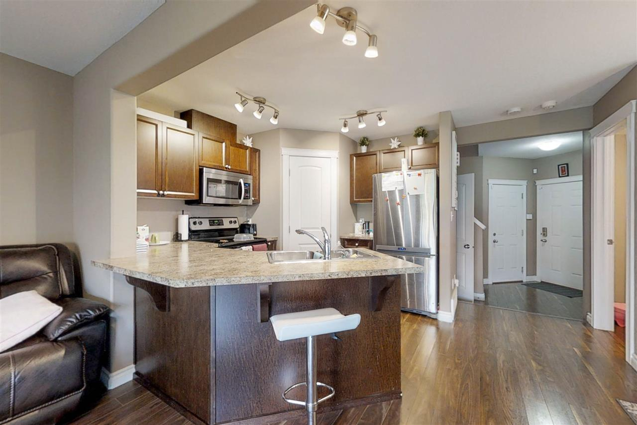 MLS® listing #E4169518 for sale located at 15162 33 Street