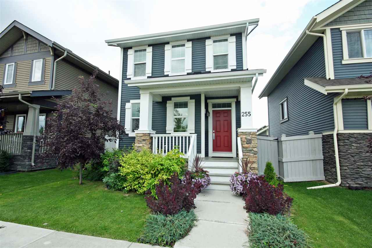 MLS® listing #E4169519 for sale located at 255 GRIESBACH Road