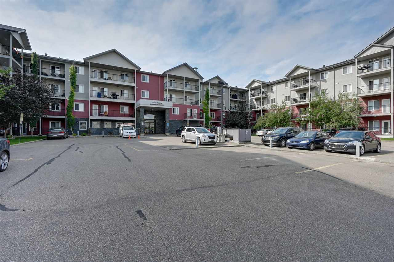MLS® listing #E4169524 for sale located at 427 111 EDWARDS Drive