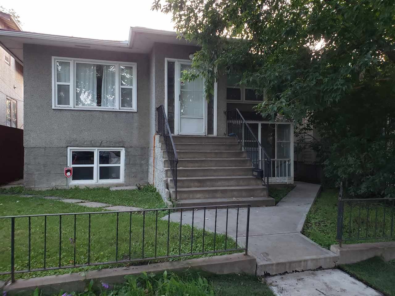 MLS® listing #E4169530 for sale located at 11152 96 Street