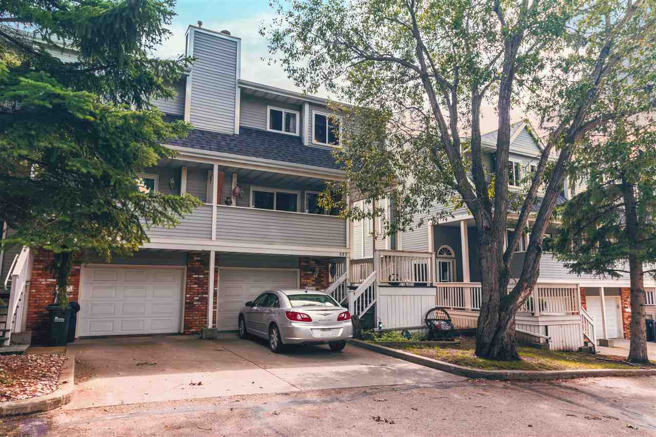MLS® listing #E4169536 for sale located at 537 WOODBRIDGE Way