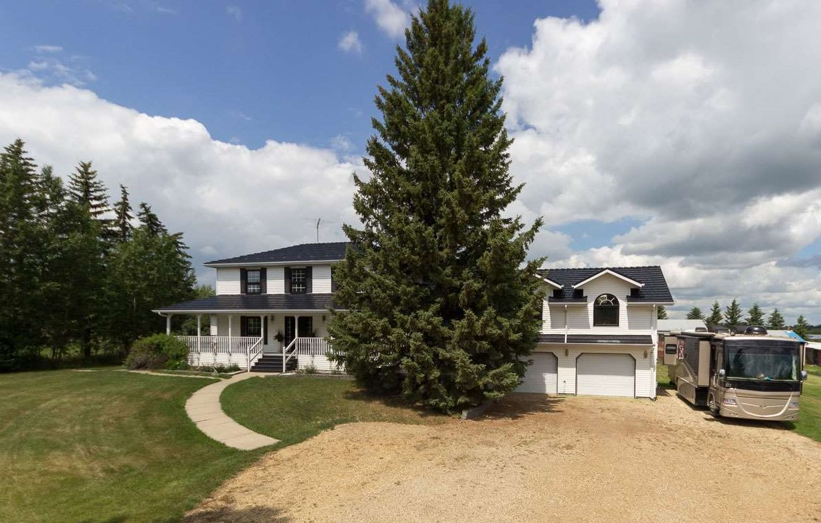 MLS® listing #E4169545 for sale located at 18510 26 Highway