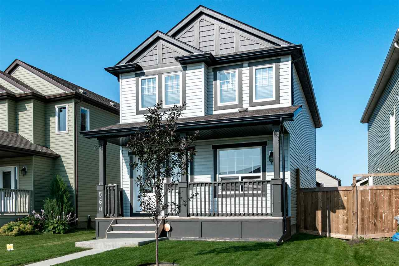 MLS® listing #E4169573 for sale located at 560 STONERIDGE Drive