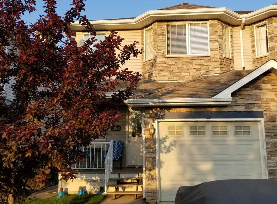 MLS® listing #E4169626 for sale located at 1843 119 Street