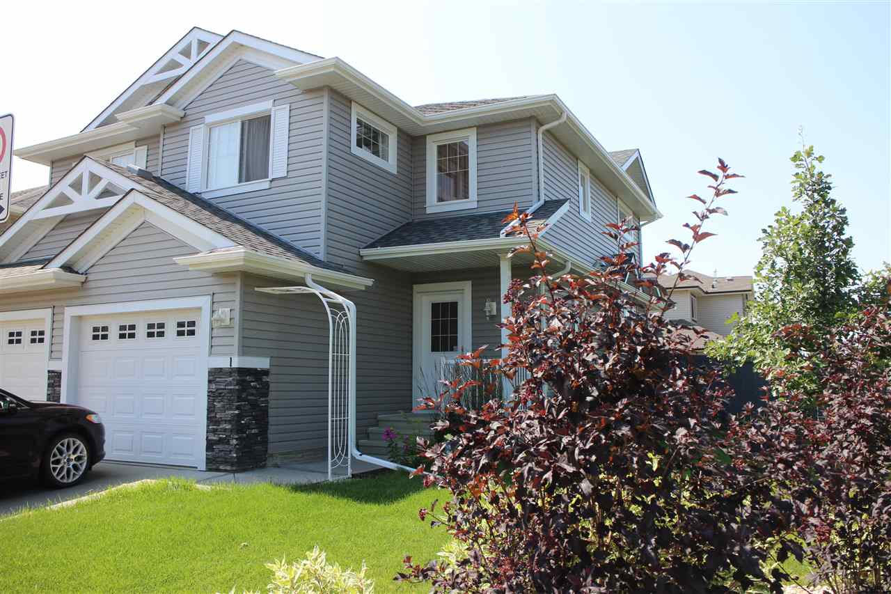 MLS® listing #E4169628 for sale located at #1 5101 SOLEIL Boulevard