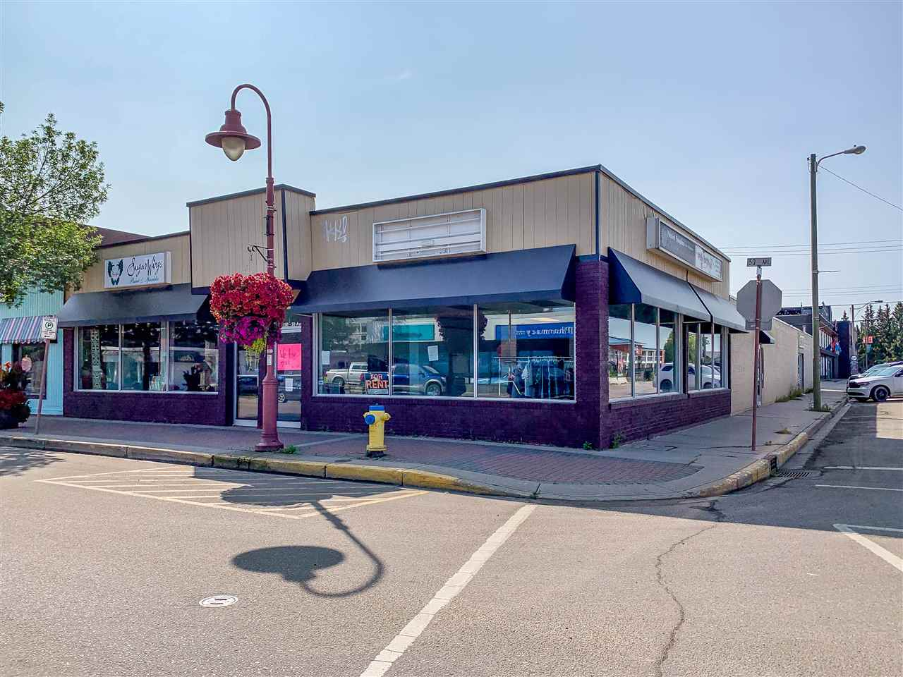 MLS® listing #E4169629 for sale located at 5015 50 Avenue