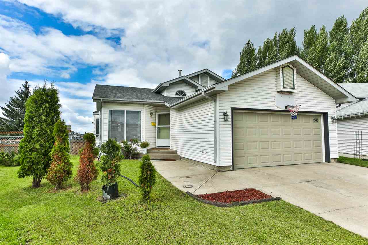 MLS® listing #E4169633 for sale located at 2148 42 Street