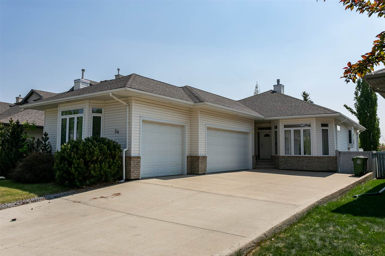 MLS® listing #E4169634 for sale located at 34 KENDALL Crescent