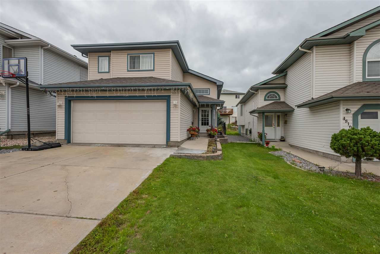 MLS® listing #E4169659 for sale located at 4820 148 Avenue